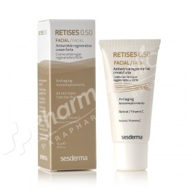 Sesderma Retises 0,5% Regenerating Anti-Wrinkle Cream