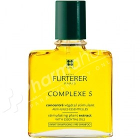 Rene Furterer Complex 5 Stimulating Plant Extract with Essential Oils