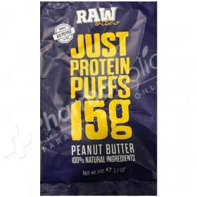 Raw Bites Just Protein Puffs