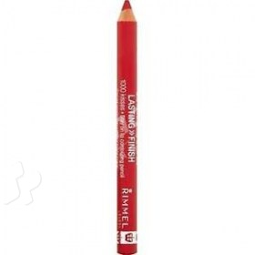 Rimmel London Lasting Finish 1000 Kisses Lip Contouring Pencil Red Dynamite