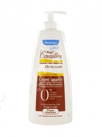 Rogé Cavaillès Dermazero Soothing Cleansing Cream for Reactive Skin