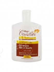 Rogé Cavaillès Milk & Honey Surgras Bath & Shower Gel