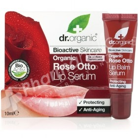 Dr.Organic Organic Rose Otto Lip Serum