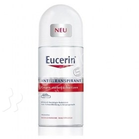 Eucerin Deodorant Anti-Perspirant Roll-on