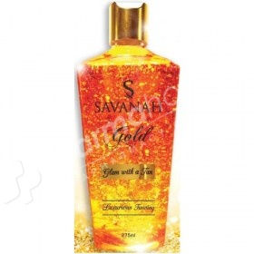 Savanah Gold Tanning Oil