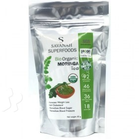 Savanah Superfoods Bio Organic Moringa Tea