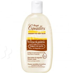 roge cavailles shower cream shea butter and magnolia