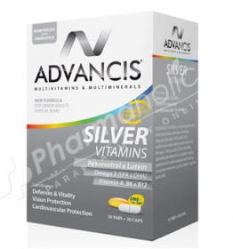 Advancis Silver Vitamins