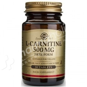 Solgar L- Carnitine 500mg