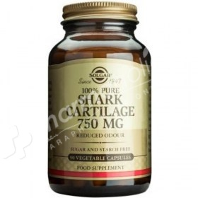 Solgar Shark Cartilage 750mg