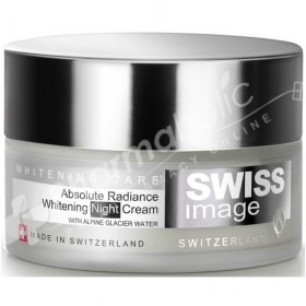 Swiss Image Absolute Radiance Whitening Night Cream
