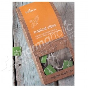 Biopret Tropical Vibes Organic Black Tea