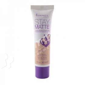 Rimmel London Stay Matte Liquid Mousse Foundation True Ivory