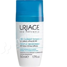 Uriage Gentle Deodorant Roll-On