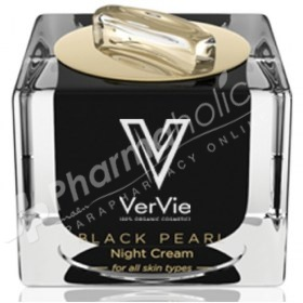 VerVie Black Pearl Night Cream