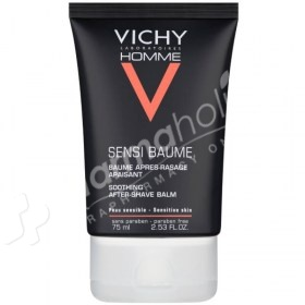 Vichy Homme Sensi Baume Soothing After-Shave Balm