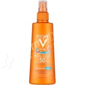 Vichy Capital Soleil SPF50+ Gentle Spray for Children