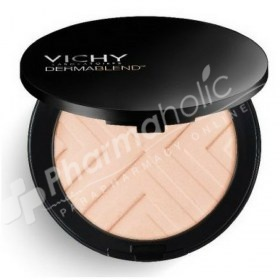 Vichy Dermablend CoverMatte Compact Powder Foundation SPF25