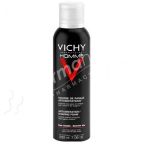 Vichy Homme Anti-Irritation Shaving Foam 200ml