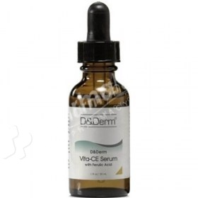 D&Derm Vita-CE Serum with Ferulic Acid