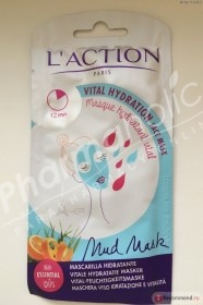 L'action Paris Vital Hydration Face Mask