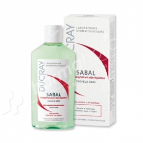 Ducray Sabal Sebum-Regulating Treatment Shampoo