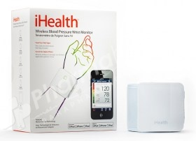 iHealth Wireless Blood Pressure Wrist Monitor