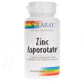 Solaray Zinc Asporotate