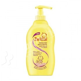 Zwitsal Soap Free Washing Cream