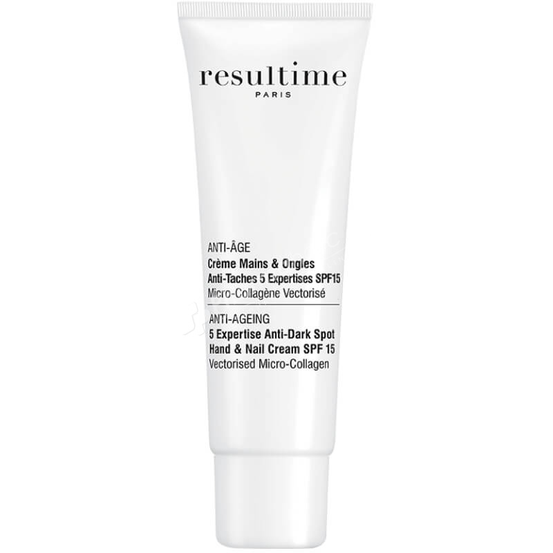 Resultime 5 Expertise Anti-Dark Spot Hand & Nail Cream SPF15