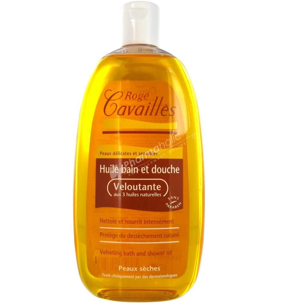 Rogé Cavaillès Velveting Bath & Shower Oil