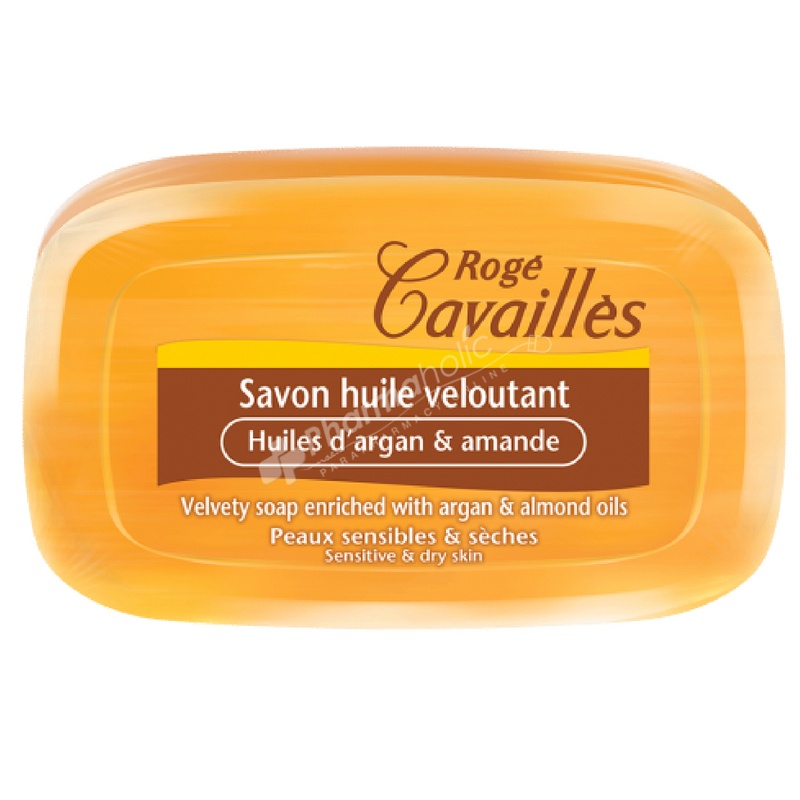 Rogé Cavaillès Velvety Soap with Argan and Almond Oils