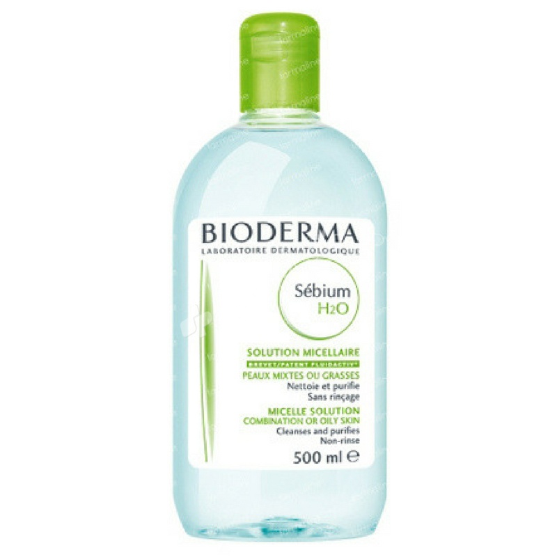 Bioderma Sébium H2O Purifying Cleansing Micellar Solution