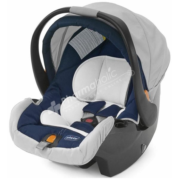 baby mom chicco seggiolino auto keyfit car seat deep blue 0m. Black Bedroom Furniture Sets. Home Design Ideas