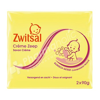 Zwitsal Cream Soap