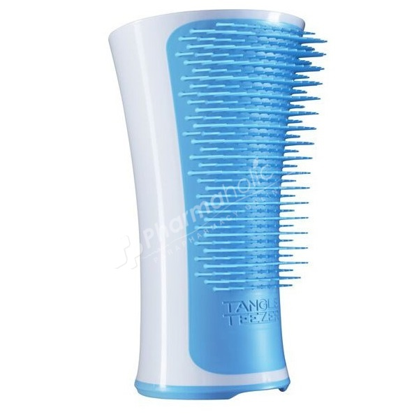 Tangle Teezer Aqua Splash Detangling Shower Hair Brush Blue Lagoon