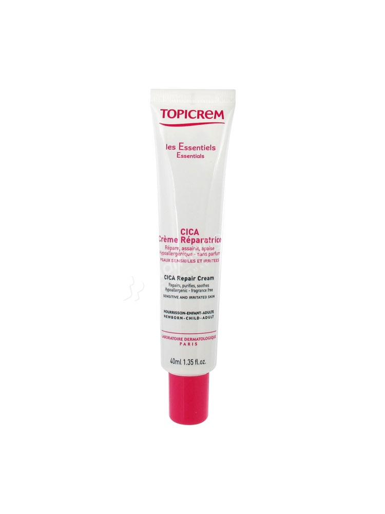 Topicrem Essentials Cica Repair Cream