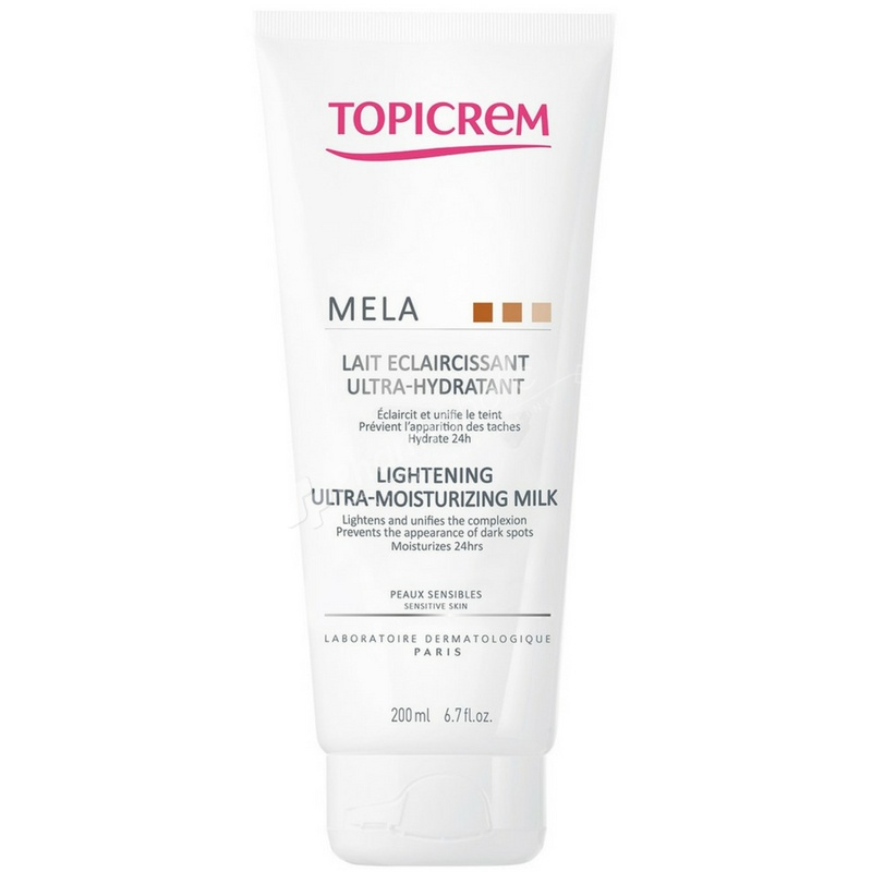Topicrem Mela Lightening Ultra-Moisturizing Milk