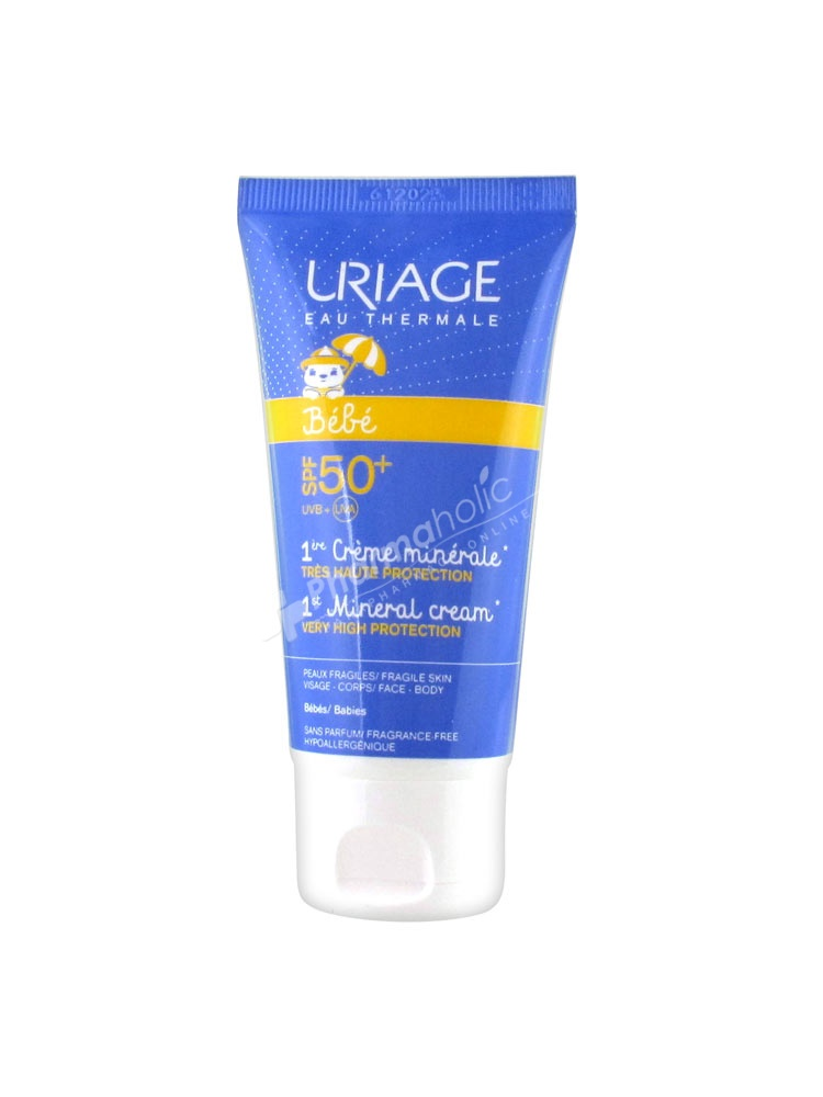 Uriage Baby SPF50+ Very High Protection