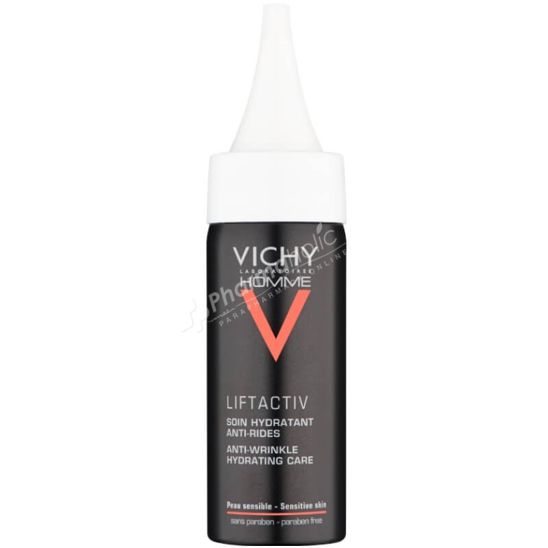Vichy Homme Liftactiv Anti-Wrinkle Hydrating Care