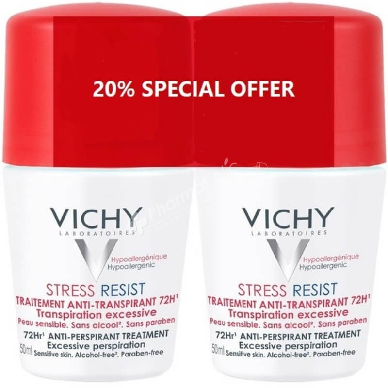 Vichy Stress Resist Roll On Deodorant
