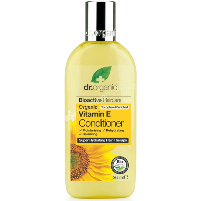 Dr.Organic Organic Vitamin E Conditioner