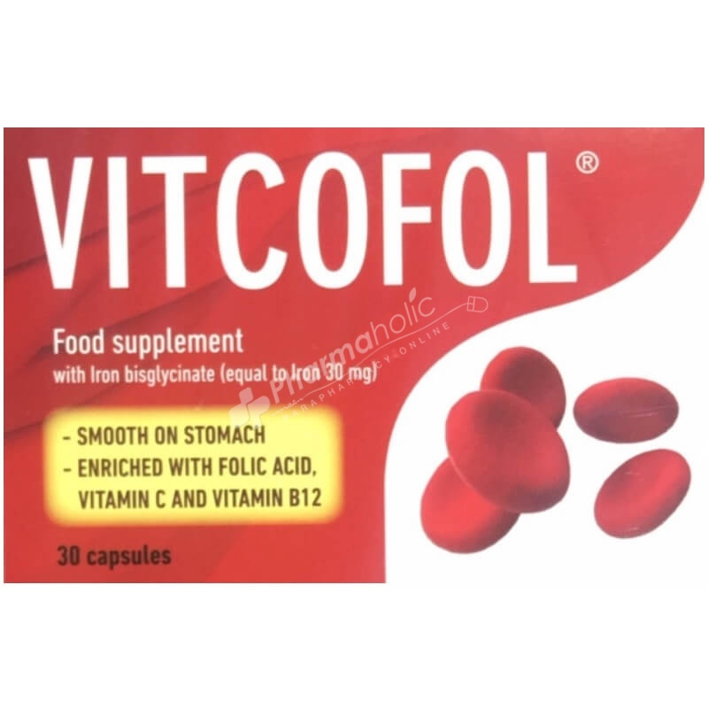 ValueMed Pharma Vitcofol