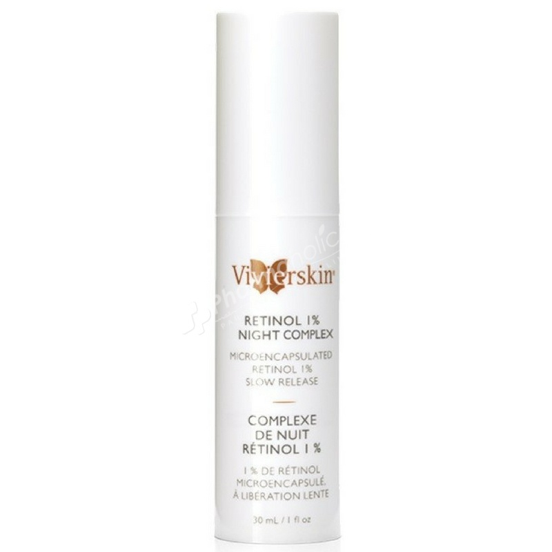 Vivier Retinol 1.0% Night Complex