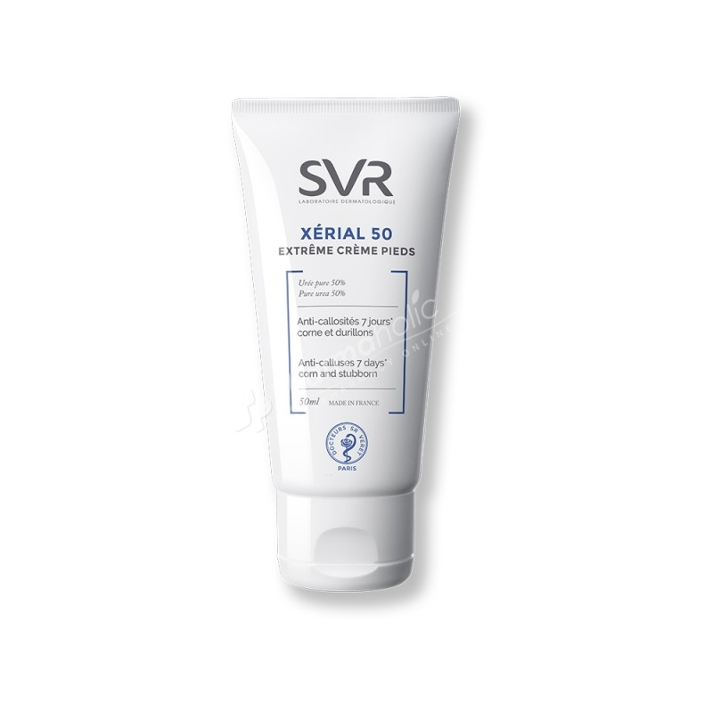 SVR Xerial 50 Extreme Foot Cream