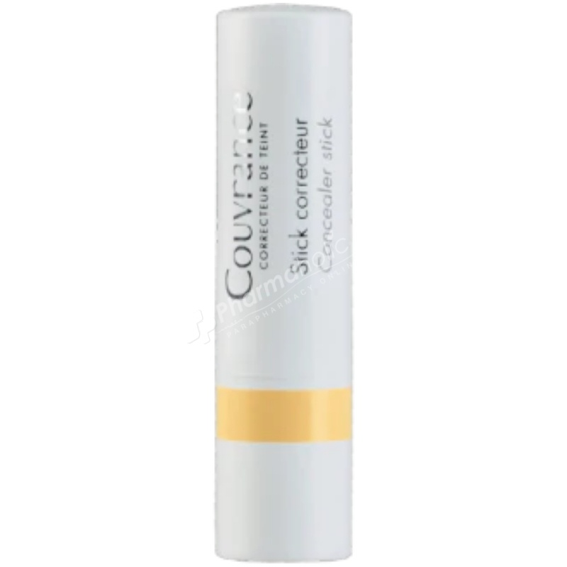 Avène Couvrance Yellow Concealer Stick