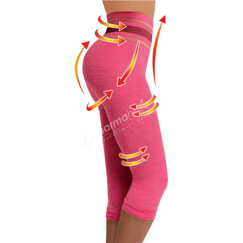 4304d2291 Sankom Yoga Capri Slimming and Posture